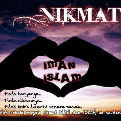 Nikmat Iman Islam